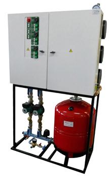 Котельная электрическая напольная ЭКТ-105МР